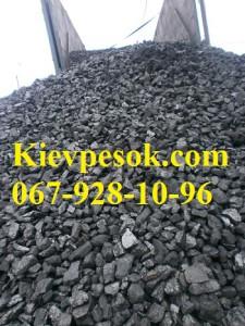 Уголь антрацит с доставкой по Киеву и Киевской области