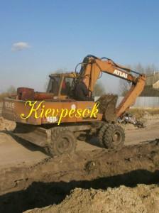 земляные работы, выкопать котлован, выкопать траншею